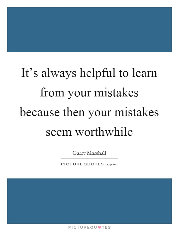 Mistakes Picture Quotes | Mistakes Sayings with Images ...