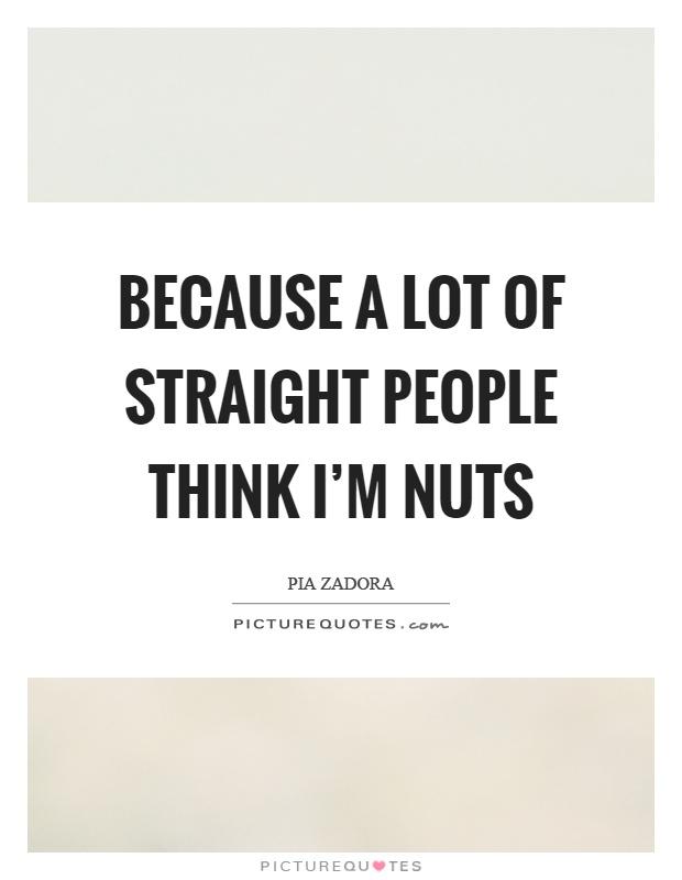 from Marcus im heterosexual people think im gay