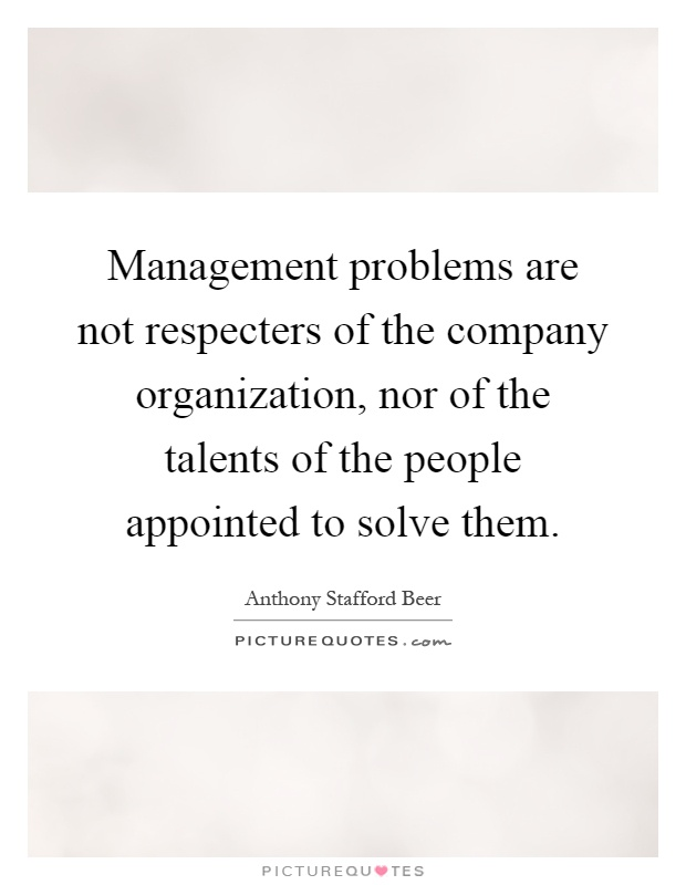Problems of Leadership Styles