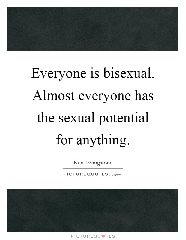 Everyone is bisexual photos 66