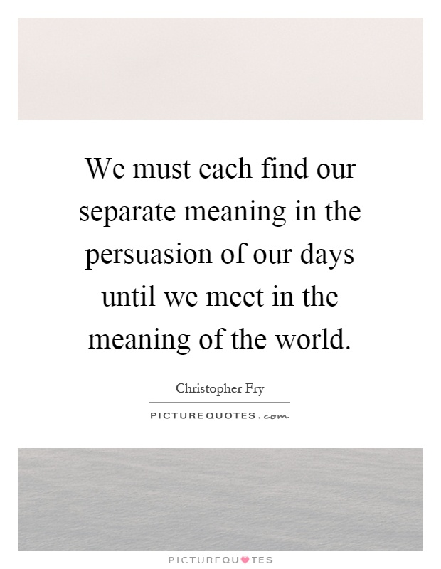 Christopher Fry Quotes & Sayings (29 Quotations