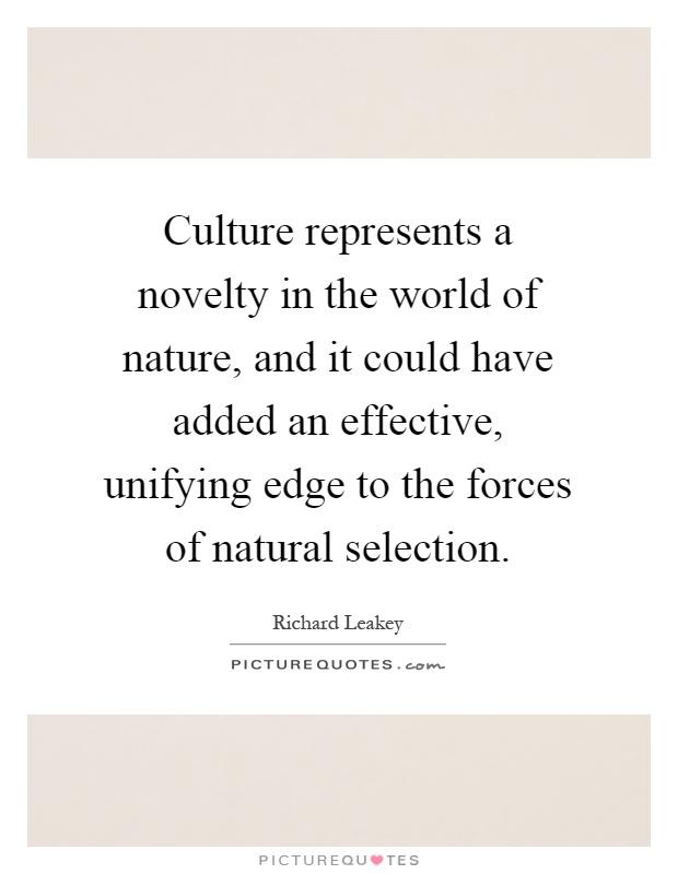Plato And Natural Selection