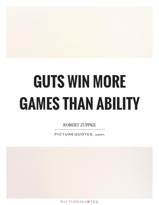 Guts Ability