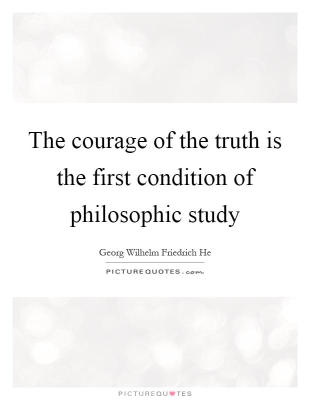 Short Essay on Courage