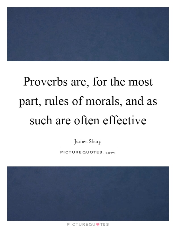 proverbs part one - photo #31