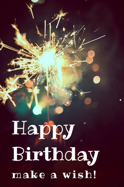 Make A Wish Quotes Alluring Happy Birthdaymake A Wish  Picture Quotes
