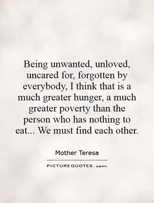 Unwanted Unloved And Alone Being Unwanted Unloved