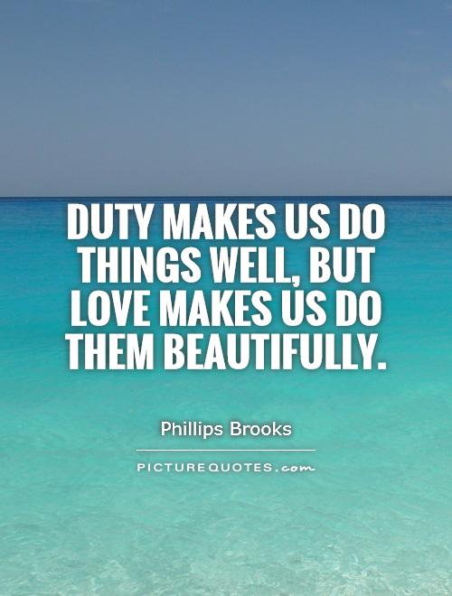 Image result for love and duty