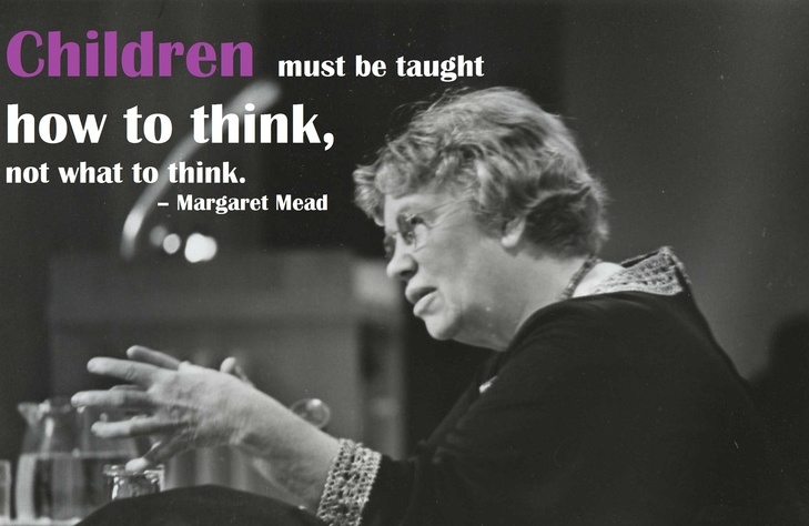 Children must be taught how to think, not what to think Picture Quote #2