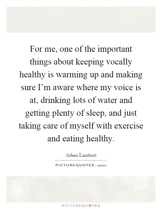 essay on how i keep myself healthy How should i keep myself healthy advertisement healthy living is a choice, and one that's easier to make than you think learn more health guides health guides.
