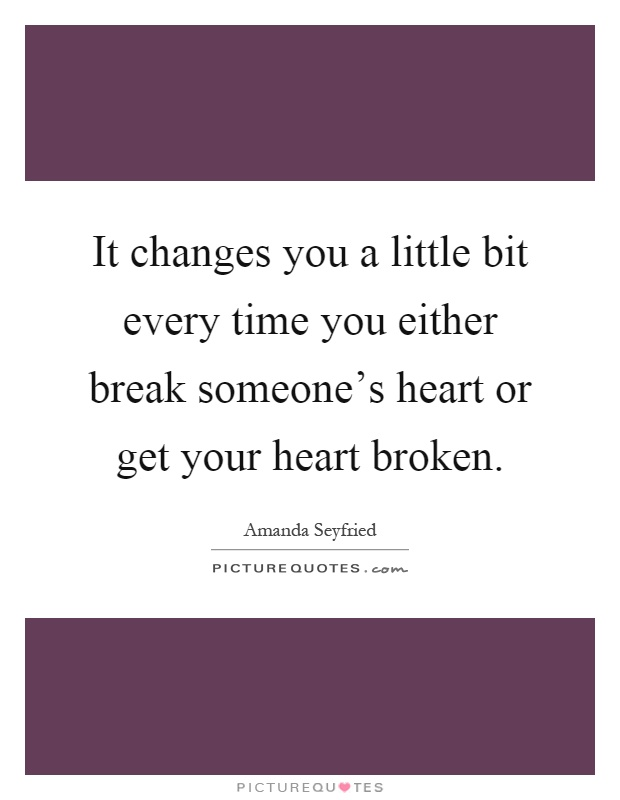 When your heart is breaking for someone who is broken