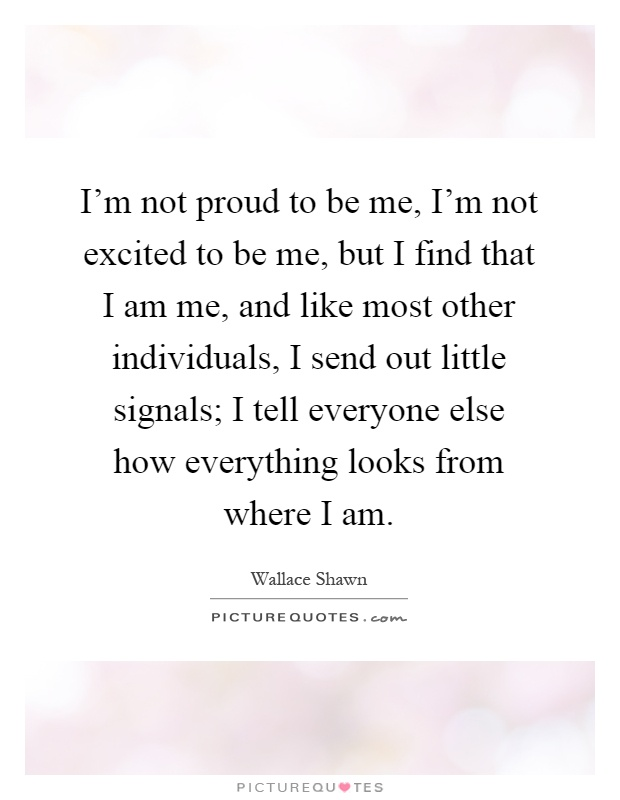 proud to be me I'm proud to be natural me [marlene dillon] on amazoncom free shipping on qualifying offers i'm proud to be natural me is an empowering story written to promote healthy self-esteem in.