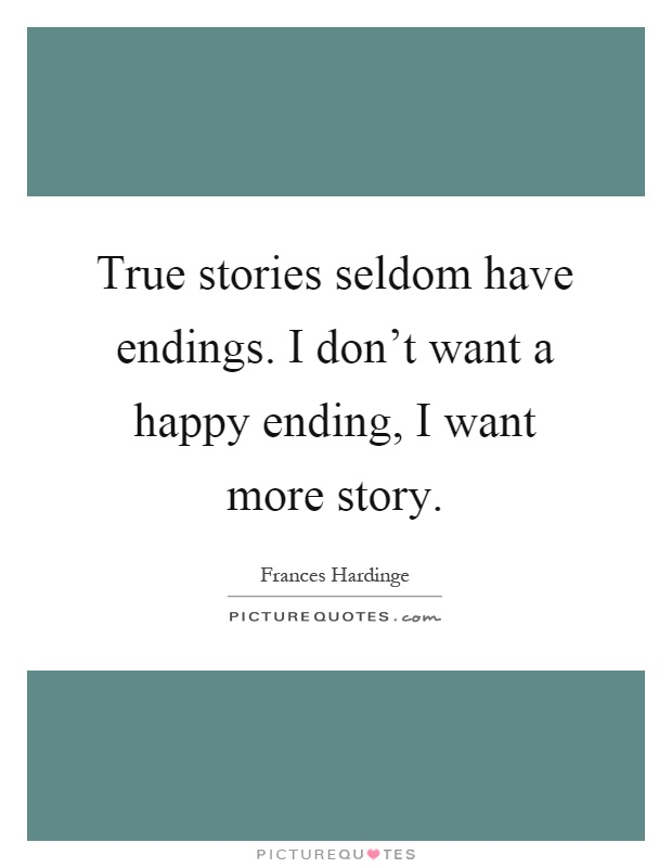 stories like ours have happy endings essay Analysis of two short stories happy endings - we spend much of our lives focusing upon getting happy we pursue happiness like personal essay on being happy.