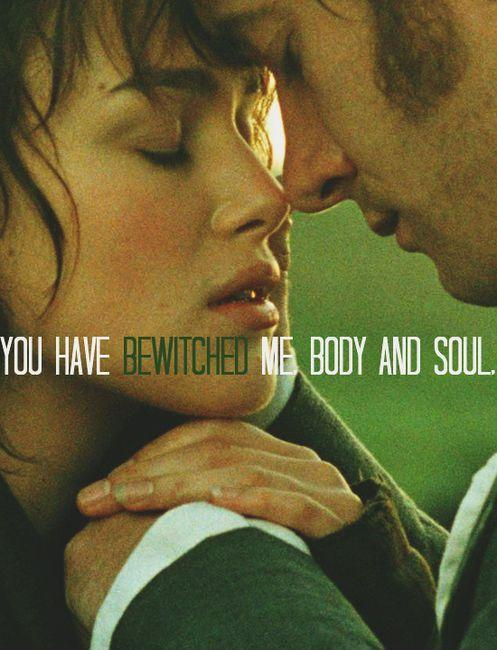 You have bewitched me, body and soul Picture Quote #2