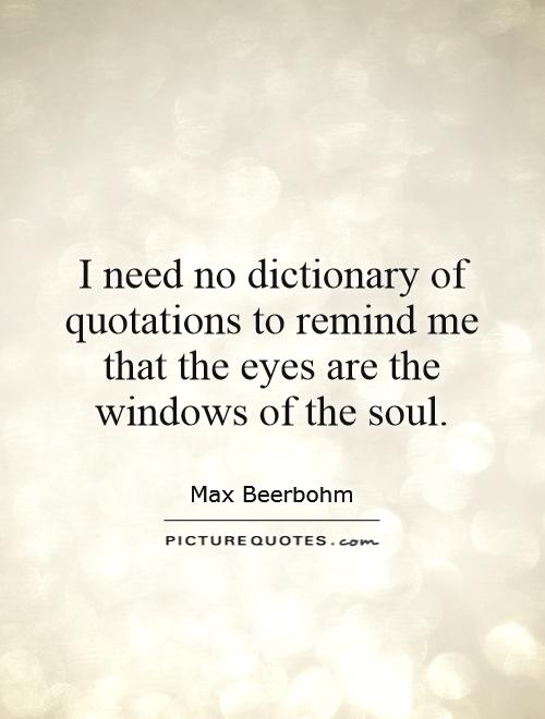 Window To The Soul Quotes. QuotesGram