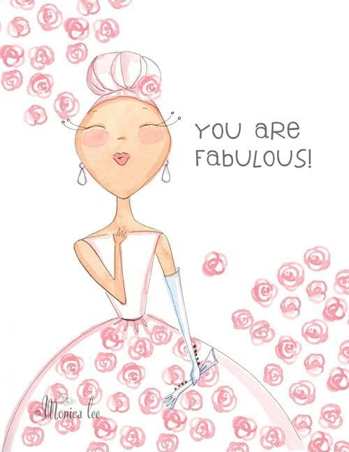 You are fabulous Picture Quote #1