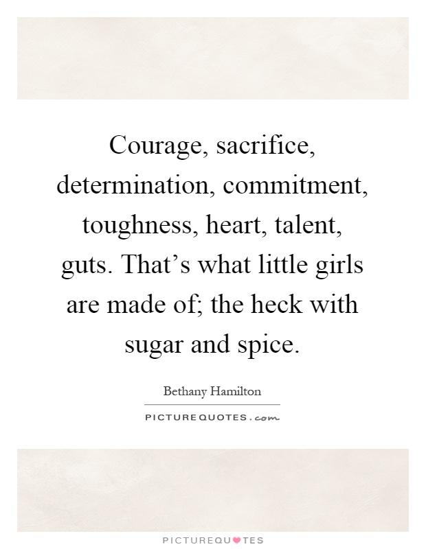 quotes episode commitment determination