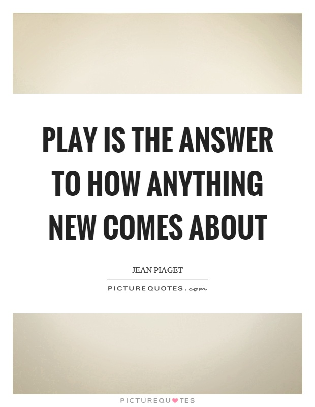 jean piaget quotes sayings quotations