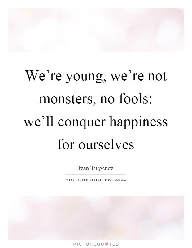 Conquering Fools - YouTube