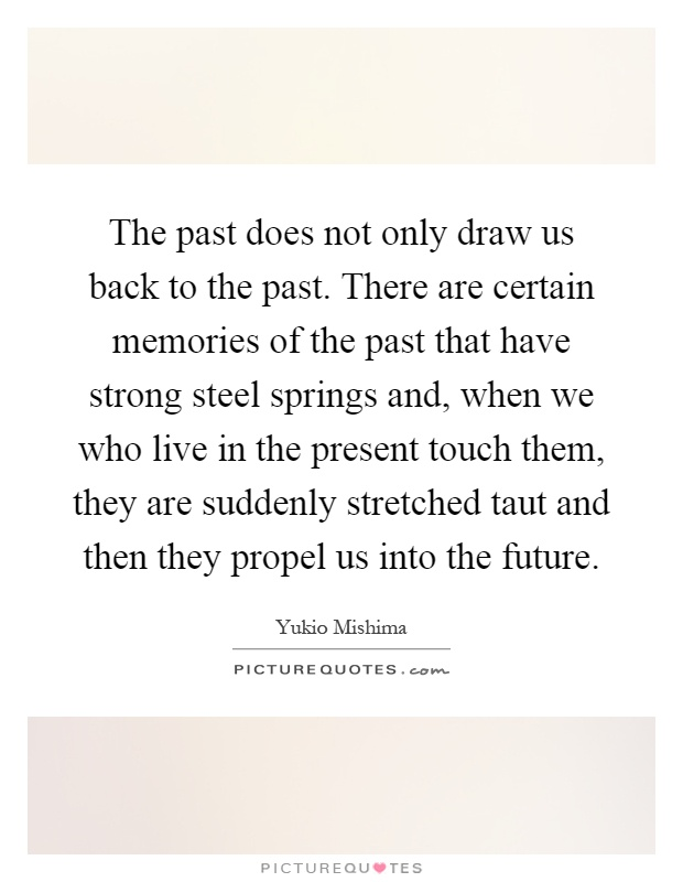 how to live with memories of past