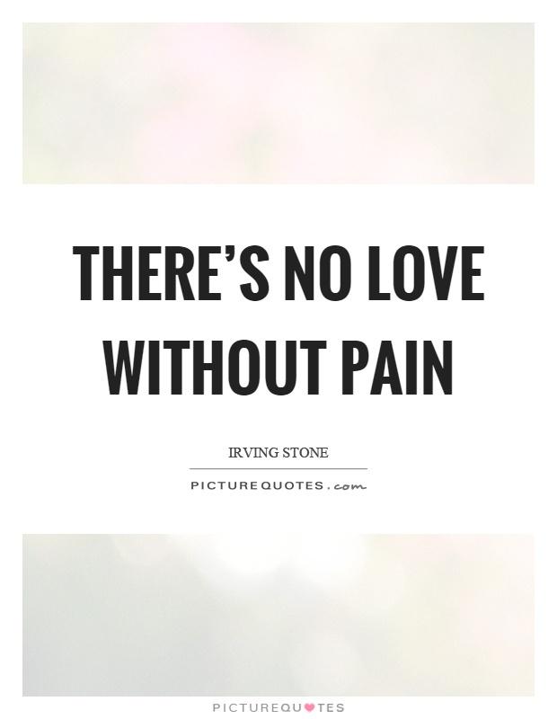 No Love No Pain Quotes no love quotes no love sayings no love picture ...