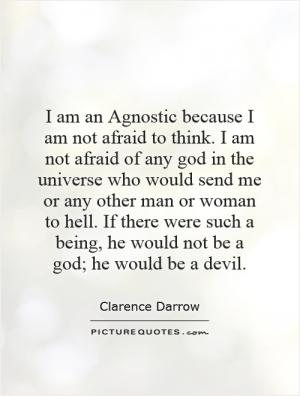 agnostic am essay i other why Why i am not a christian is an essay by bertrand russell in which he why i am not a christian and other term papers or am i an atheist or an agnostic.