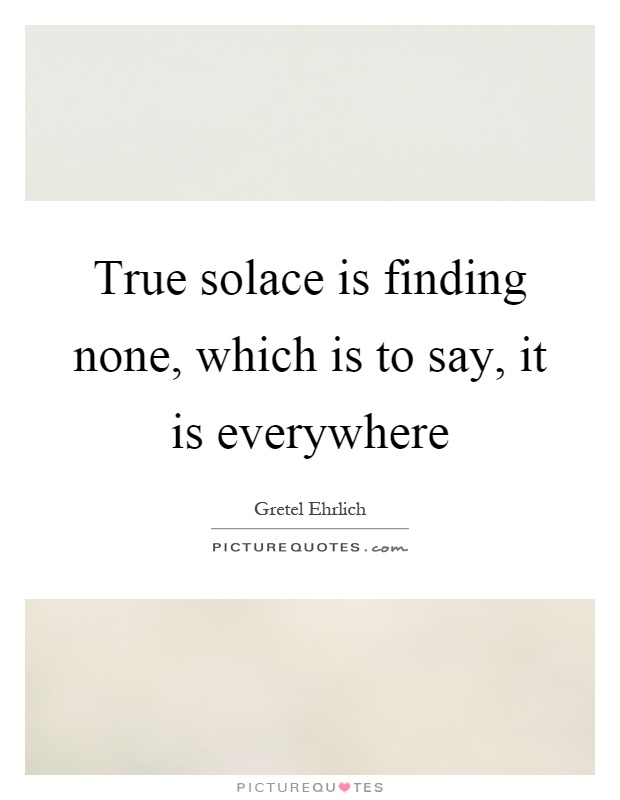 solace quotes Gallery