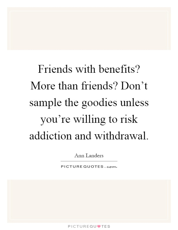 Friends With Benefits With Best Friend