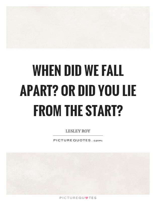 Falling Apart Quotes Sayings Falling Apart Picture Quotes Page 60 Adorable Falling Apart Quotes