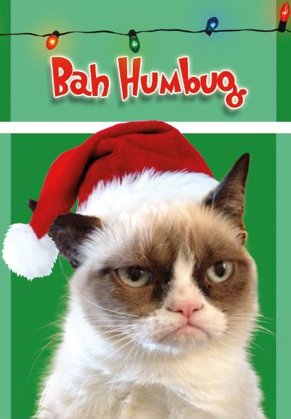 Bah, humbug! Picture Quote #1
