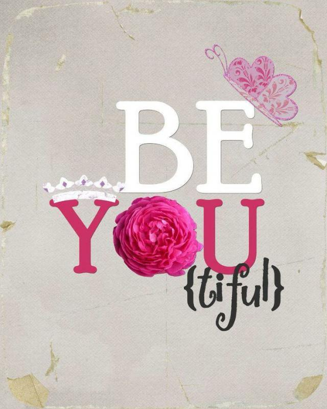 Be you..tiful Picture Quote #1
