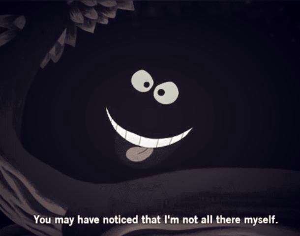 You may have noticed,  I'm not all there myself Picture Quote #2