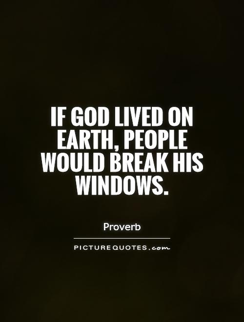 quote about windows