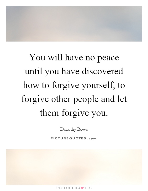 Forgive Yourself Quotes Sayings Forgive Yourself Picture Quotes