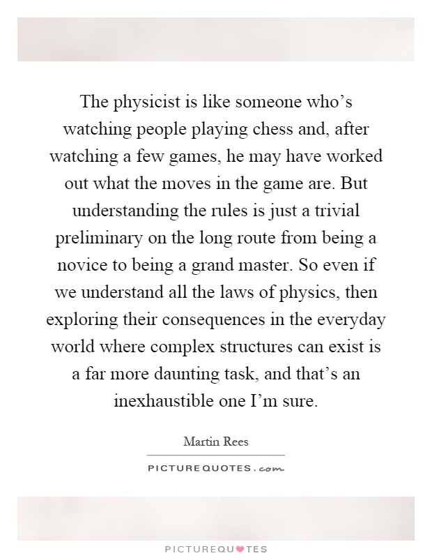 What is it like being a physicist?