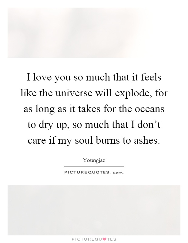 I Love You So Much Quotes & Sayings
