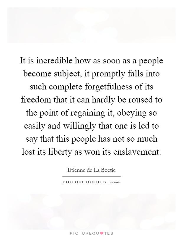Etienne De La Boetie Quotes Sayings 4 Quotations