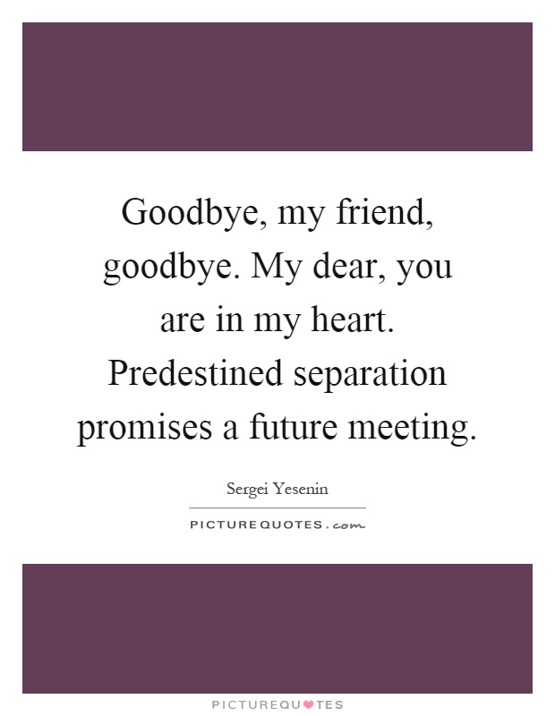 beautiful goodbye quotes farewell my friend quotes - 620×800