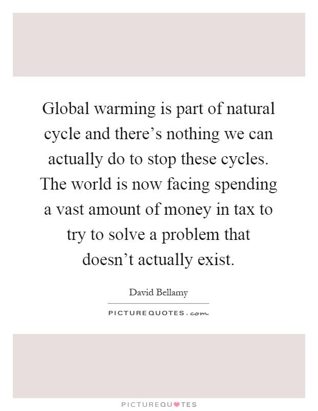Global Warming Science