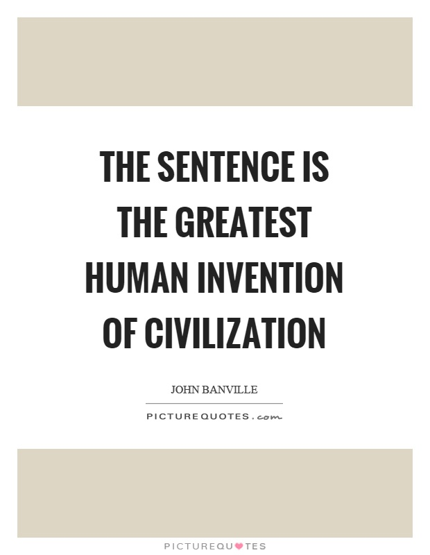 how to use civilization in a sentence