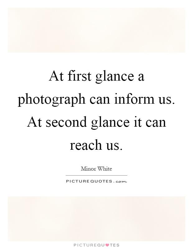 glance quotes