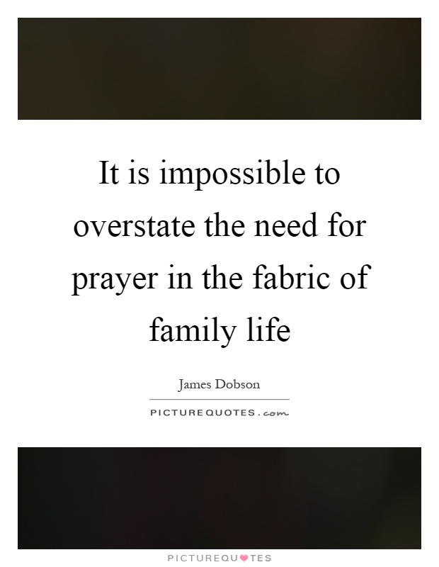 Family Prayer Quotes & Sayings | Family Prayer Picture Quotes