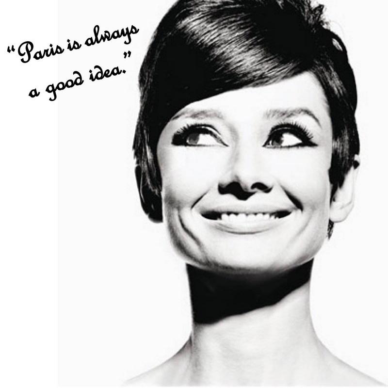 Paris is always a good idea Picture Quote #5