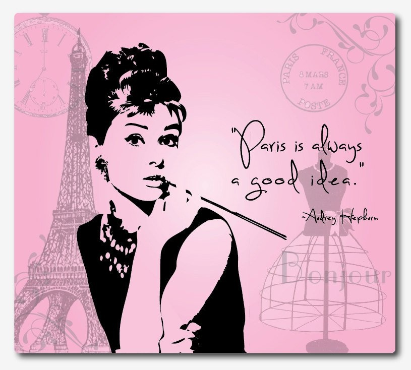 Paris is always a good idea Picture Quote #6