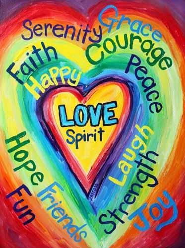 Love spirit Picture Quote #1