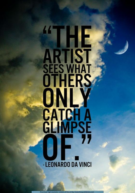 Quotes From Artists About Art. QuotesGram
