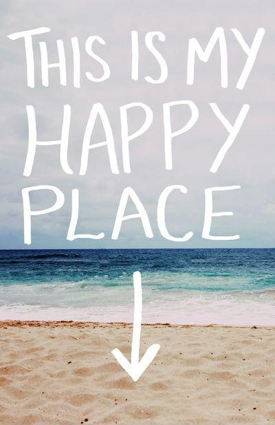 This is my happy place Picture Quote #1