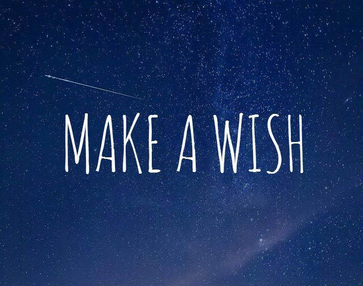 Make A Wish Quotes Endearing Make A Wish  Picture Quotes
