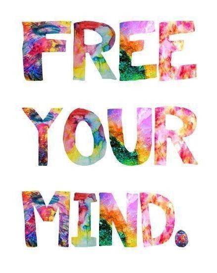 Free your mind Picture Quote #1
