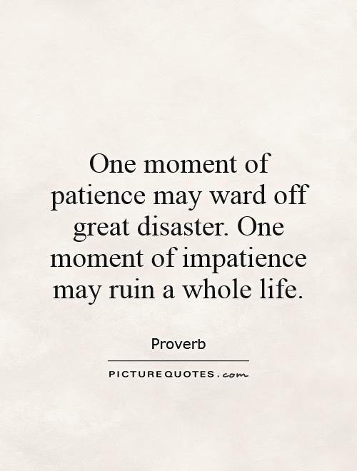 Patience Quotes  Patience Sayings  Patience Picture Quotes